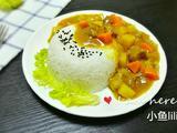 牛腩咖喱饭的做法[图]