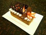 巧克力蛋糕的做法[图]