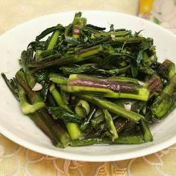 素炒苔子菜