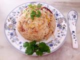 酸菜肉丝炒米饭的做法[图]