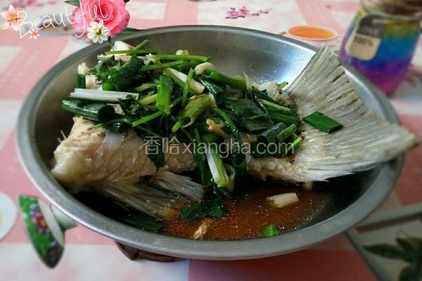 红枣枸杞鱼尾汤
