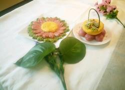 向日葵蒸饼