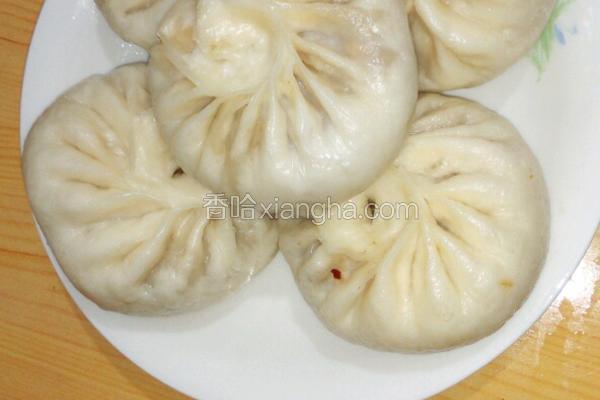 白菜豆腐粉条包