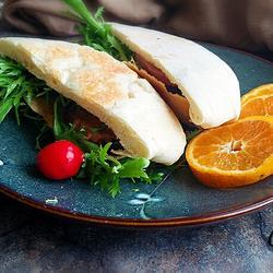 中东口袋面包