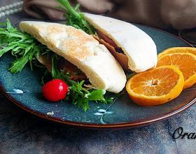 中东口袋面包[图]