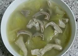 咸菜猪肚汤