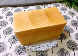 豆浆土司(一次发酵法)