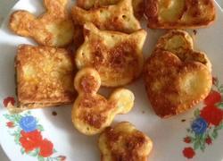 软糯香甜玉米饼