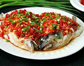 剁椒魚頭[圖]