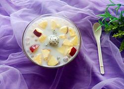 奶香水果西米露(奶粉版)
