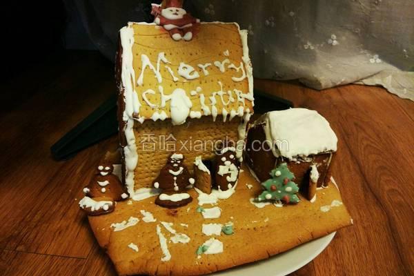 圣诞姜饼屋