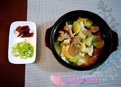 清炖内蒙羊肉汤