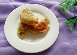 煎饺(腊肠芹菜肉馅)