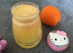 原味梨橙汁