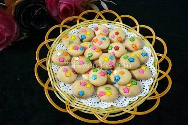 七彩小饼干