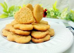 咸味土豆饼干