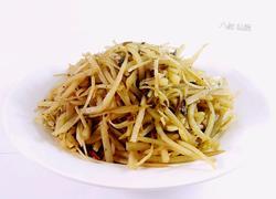 八叔 橄榄菜炒土豆丝