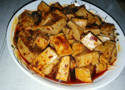 豆瓣酱豆腐