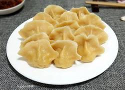蔬菜皮饺子
