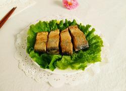 香煎白鳞鱼