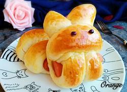 萌萌兔火腿面包