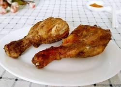 微波炉烤鸡腿
