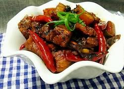 梅菜干烧肉