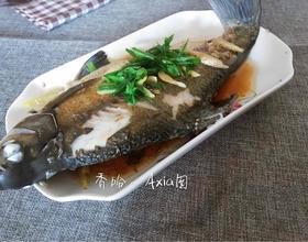 清蒸边鱼[图]