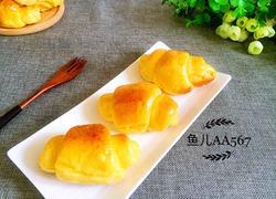 胡萝卜小面包