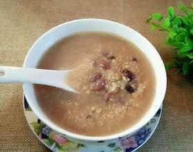 小米燕麦红豆粥