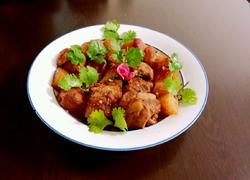 腐乳排骨烧土豆
