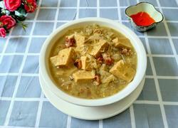 酸菜粉条炖冻豆腐