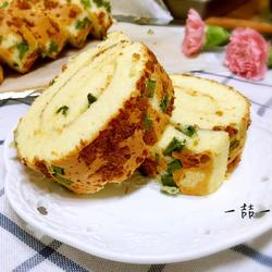 香葱肉松蛋糕