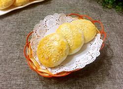 绿豆金沙饼