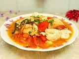 番茄豆腐鱼腩的做法[图]