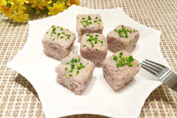 广式五香芋头糕