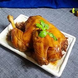 家庭版卤鸡