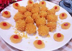 年夜饭_玉米地瓜球