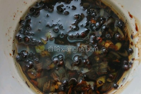 花椒葱花油