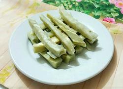 白心番薯条(微波炉)
