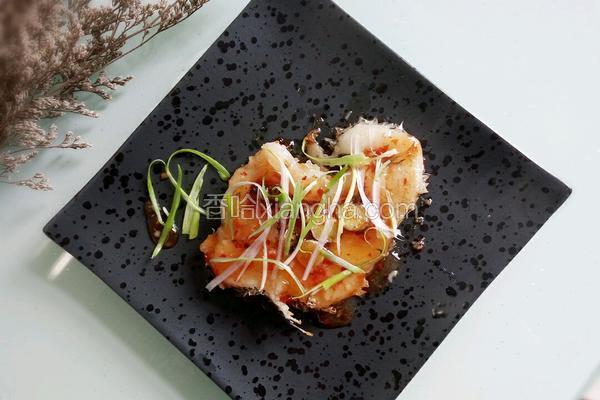 泰式甜辣酱鳕鱼