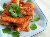香辣红糟鱼块的做法[图]