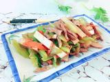 芹菜炒豆干的做法[图]