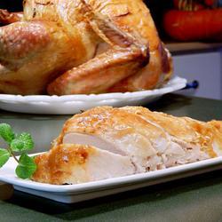 原味烤全火鸡