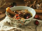 茶树菇无花果煲鸡汤的做法[图]