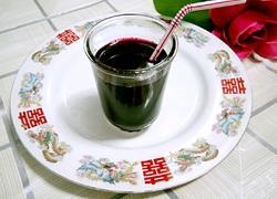 自制蓝莓汁