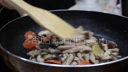 香菇炒肉的做法图解36