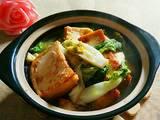 家常青菜豆腐的做法[图]