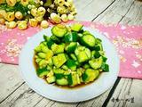 凉拌小黄瓜的做法[图]