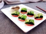 蒸鱼豉油菠菜卷的做法[图]